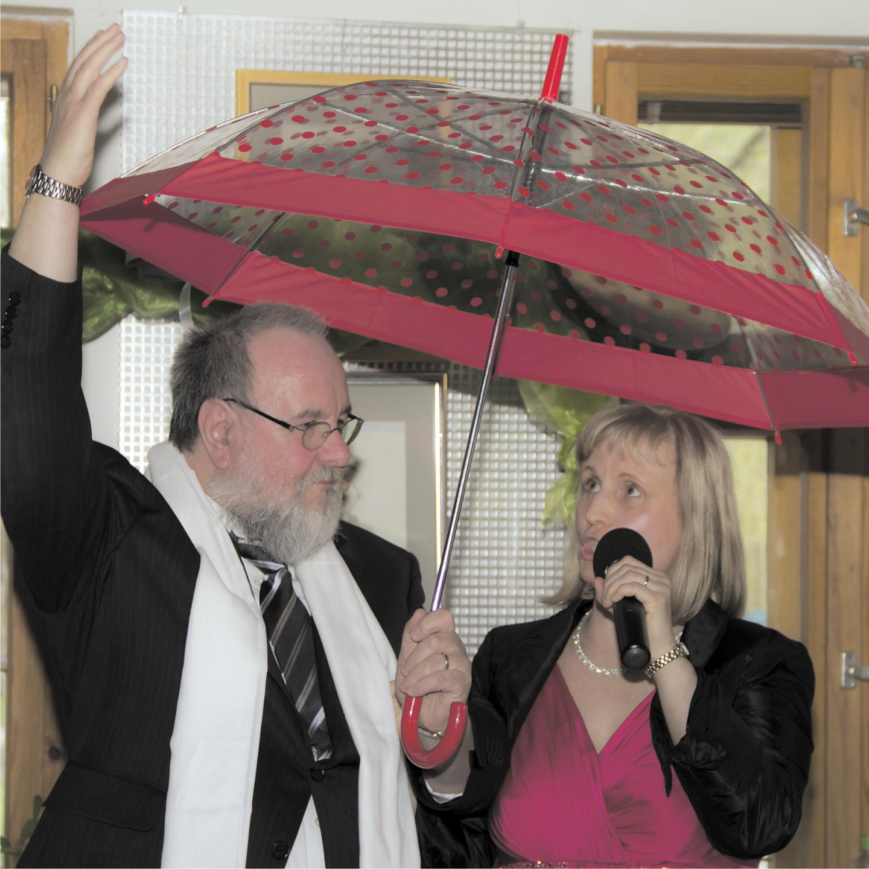 Bühne frei - Sibyll Ciel & Lothar Grewling - Ölmühle Roßlau - Bühnenshows und Auftritte