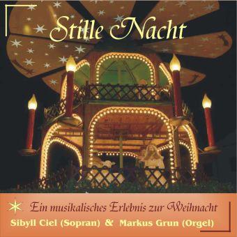 """CD-Cover """"Stille Nacht"""""""