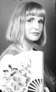 Sibyll Ciel - Porträt seitlich