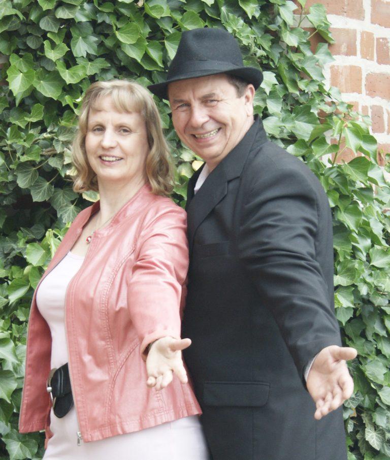 Sibyll Ciel und Rainer Wein - Bühnenshows und Auftritte