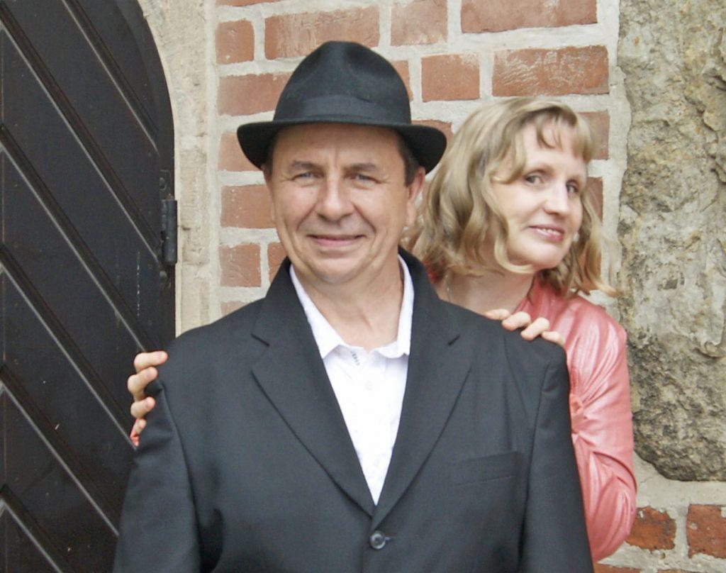 Sibyll Ciel und Rainer Wein - Liederliche Liebeleien - Bühnenshows und Auftritte