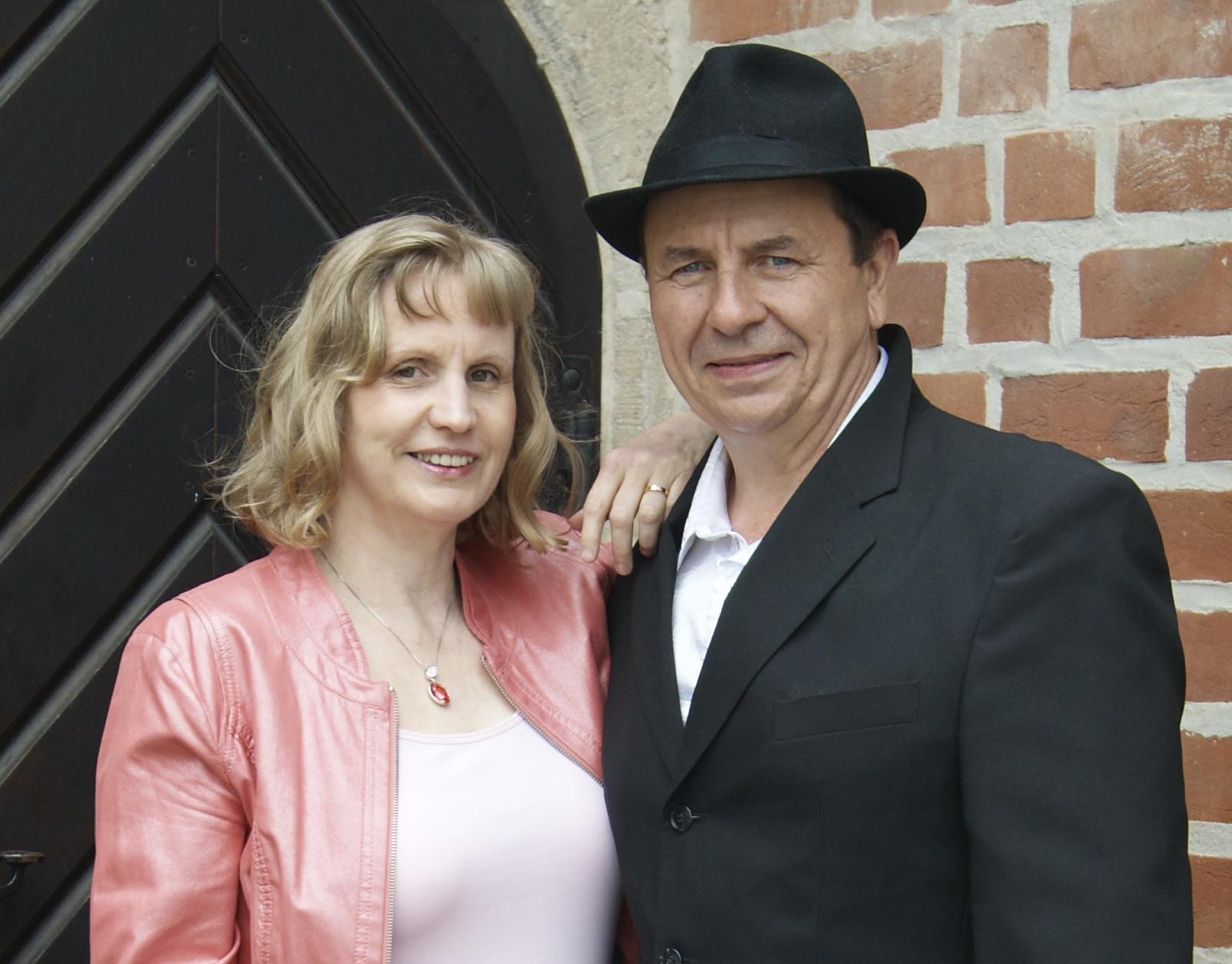 Sibyll Ciel und Rainer Wein - Musik liegt in der Luft - Bühnenshows und Auftritte